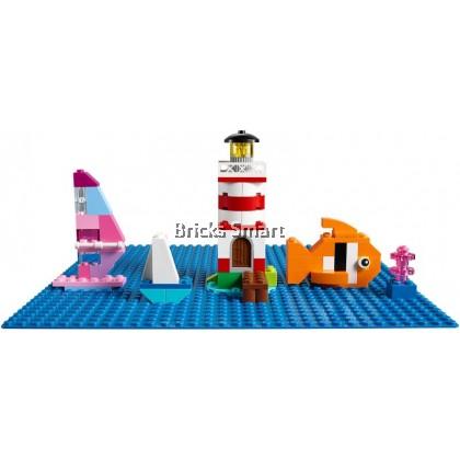 10714 LEGO Classic Blue Baseplate