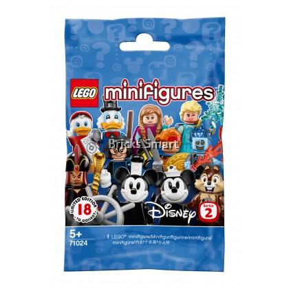 71024 -12 LEGO Minifigures Disney S2 - Jasmine