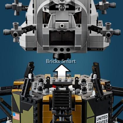10266 LEGO Creator Expert NASA Apollo 11 Lunar Lander