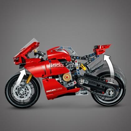 42107 LEGO Technic Ducati Panigale V4 R