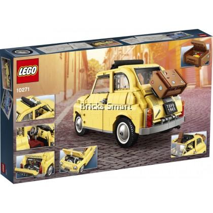 10271 LEGO Creator Expert Fiat 500