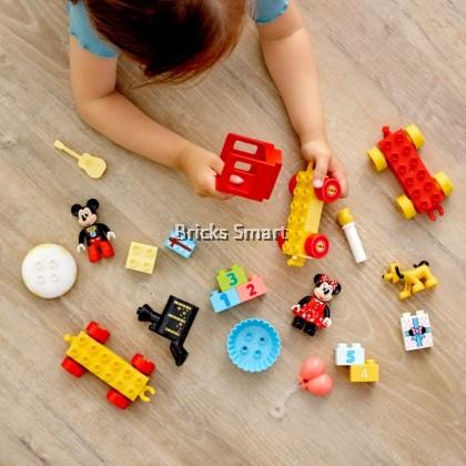 10941 LEGO Duplo Mickey & Minnie Birthday Train