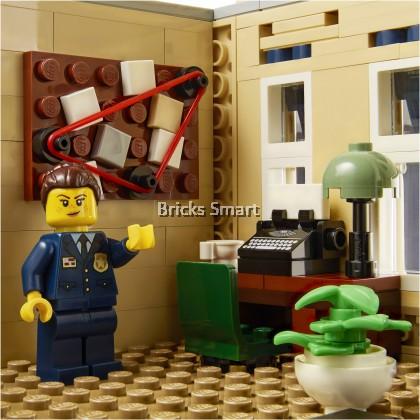 10278 LEGO Creator Expert Police Station