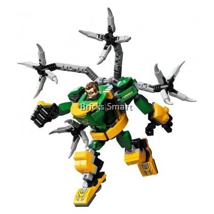 76198 LEGO Marvel Spider-Man & Doctor Octopus Mech Battle