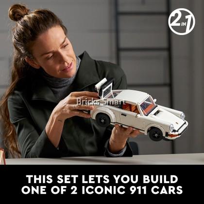 10295 LEGO Creator Expert Porsche 911 (1458 Pieces)