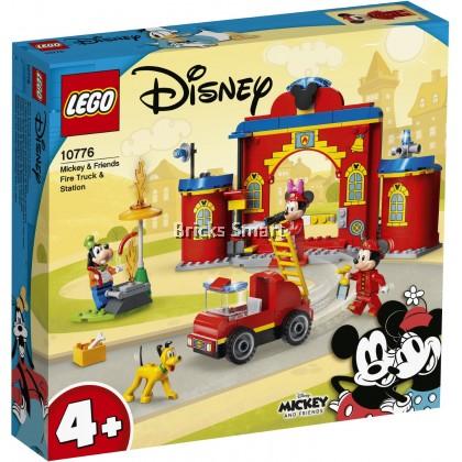 10776 LEGO Juniors Mickey & Friends Fire Station & Truck