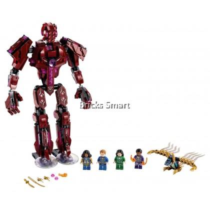 76155 LEGO Marvel The Eternals In Arishem Shadow (493 Pieces)